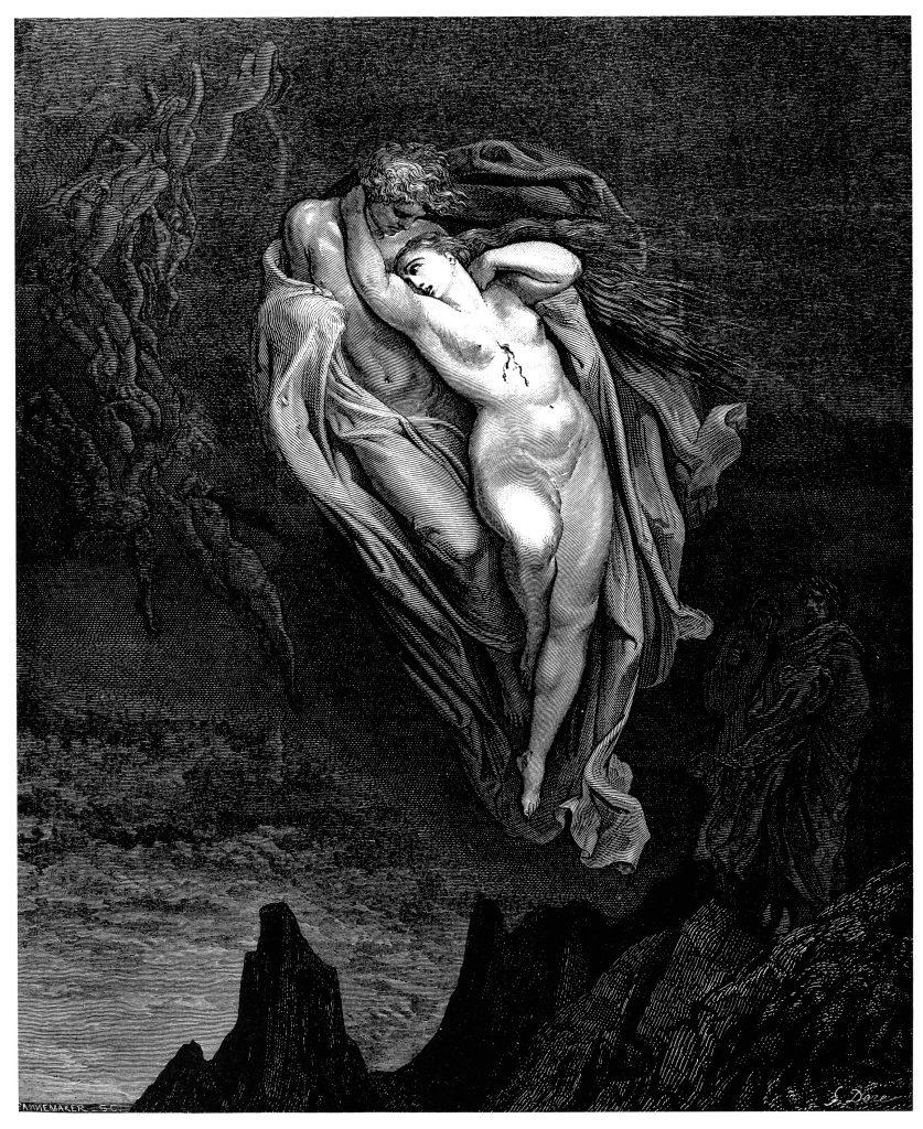 an examination of dante alighieris inferno